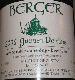 1125_250 Berger Gruner Veltliner