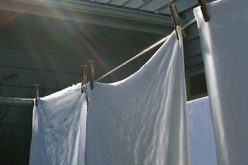 Sheets1 white sheets with sun