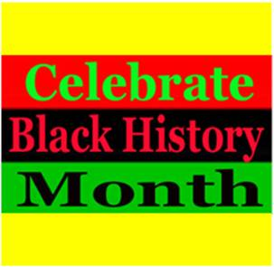 BH blk history month