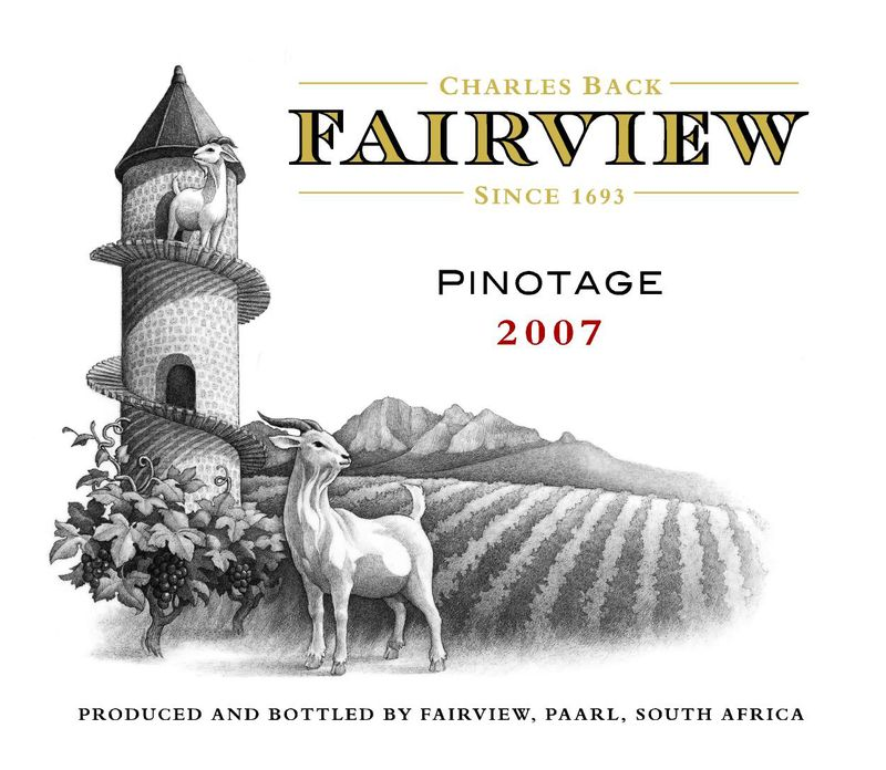 Fairview Pinotage (F)