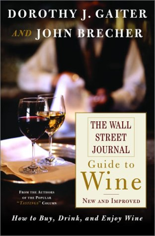 Dottie and john's book guide to wine
